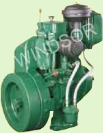 High Speed Single Cylinder Air Cooled Supplier from India