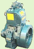 Single Cylinder Blower Type Engine Suppliers from India