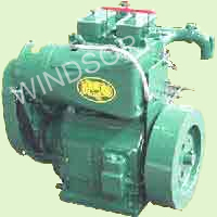 Double Cylinder Blower Type Engine Manufacturers from India