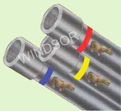 GI PIPES Suppliers Windsor Exports from India