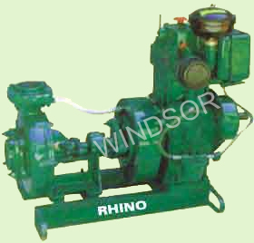 Double Fast Pulley Pump Importer